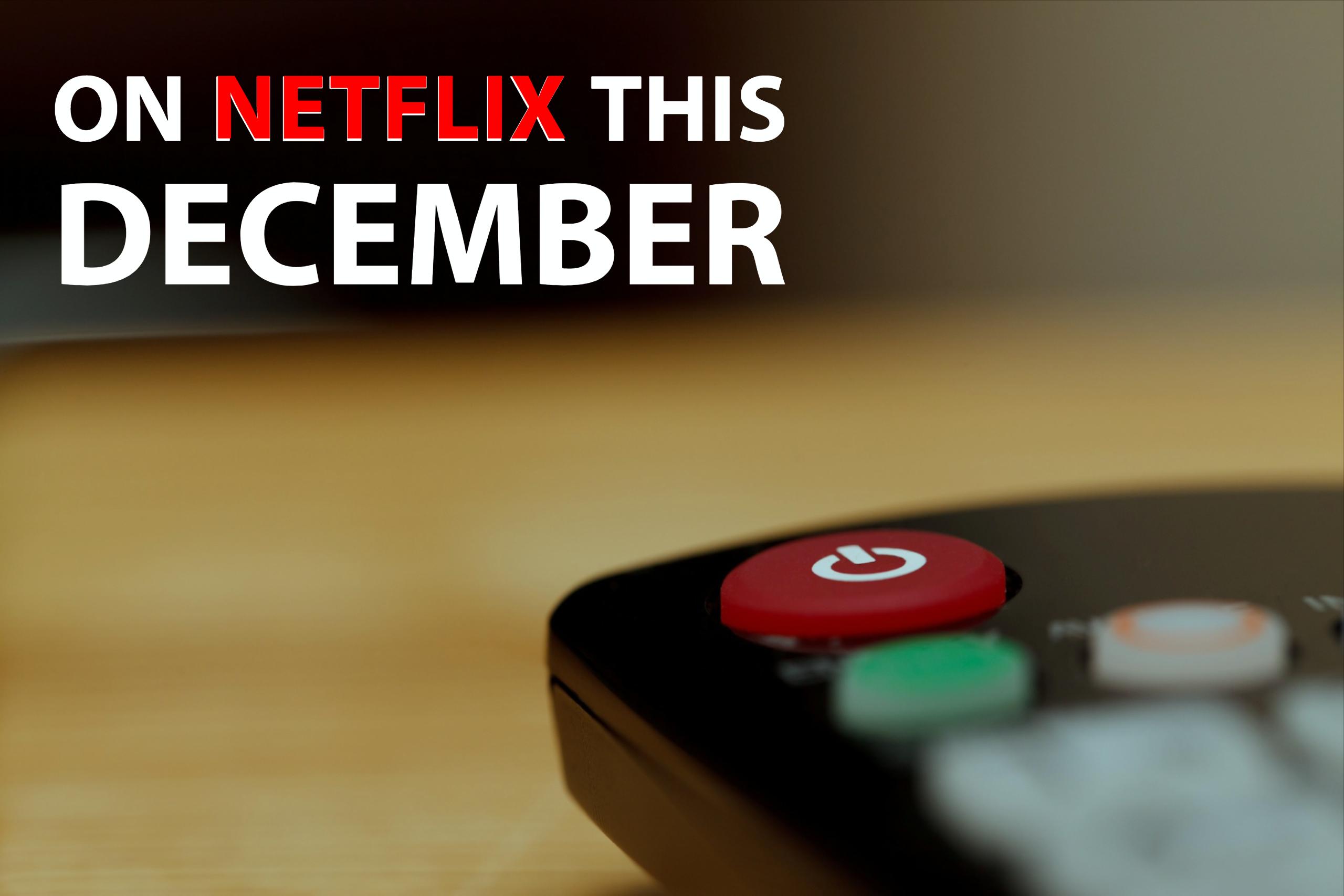 Netflix December Releases